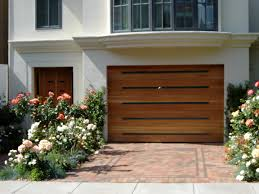 walnut garage doorsKeith Bruns Woodworking  Walnut Garage and Front Door