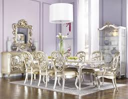 american drew cherry dining room chairs. american drew jessica mcclintock couture 9 piece silver leaf mirror dining table set - sets at hayneedle cherry room chairs a