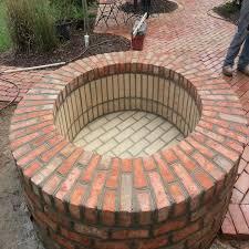 interior brick fire pit ideas fireplace design ideas 5 brick fire pit ideas