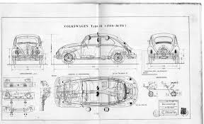 vw beetle type jpg atilde cars motors vw beetle blueprint