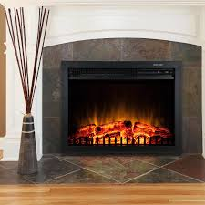 Electric Fireplace Safety Made Simple  PortableFireplace Large Electric Fireplace Insert
