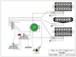 guitar wiring diagram 2 humbucker 1 volume 1 tone zookastar com guitar wiring diagram 2 humbucker 1 volume 1 tone simple dual humbucker wiring diagram schematic wire