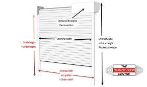 industrial garage door dimensions. Stunning Industrial Garage Door Dimensions With Roller Sizes Gliderol Inside View R