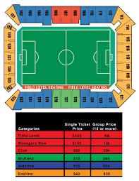 Talen Energy Stadium Seating Chart
