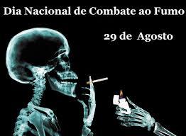Resultado de imagem para dia nacional de combate ao fumo 2015