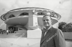 William Wesley Peters chief architect Frank Lloyd Editorial Stock Photo -  Stock Image | Shutterstock