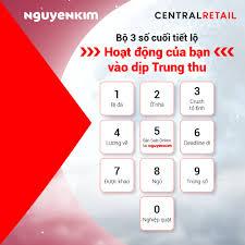 NguyenKim (nguyenkim.com) - Bộ 3 số cuối điện thoại tiết lộ hoạt động của  bạn vào dịp Trung thu. 😌 Trung thu này cần gì có gấu, lên 𝗡𝗴𝘂𝘆𝗲̂̃𝗻  𝗞𝗶𝗺 săn hàng