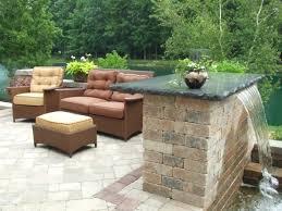 garden furniture patio uamp:  backyard outdoor living space project