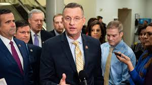 Rep. Doug Collins announces Senate bid for Georgia special election,  setting up clash within GOP - ABC News