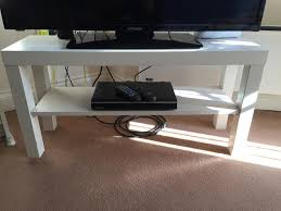 IKEA  LACK TV bench / TV stand, white RRP