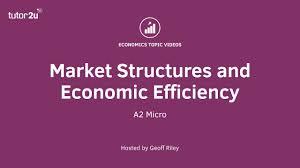 Key Summary On Market Structures Economics Tutor2u