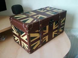 Union Jack Trunk by DoctorWhoOne ...