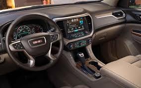 2018 gmc acadia denali interior. fine interior 2018 gmc acadia for sale inside gmc acadia denali interior 8