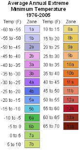 Hardiness Zone Chart Interactive Map Usda Plant Hardiness Zone Map