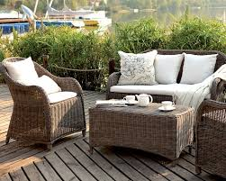 resin wicker furniture. Amilie Resin Wicker Outdoor Set From Caluco Furniture C