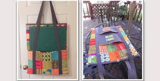 Cutting Mat and Ruler Tote Bag for Quilters - Quilting Digest & Cutting Mat and Ruler Tote Bag for Quilters Adamdwight.com