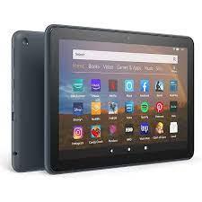 Máy tính bảng Kindle Fire HD8 Plus 2020 - Ram 3Gb - 32Gb - Hàng nhập khẩu