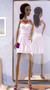 model dress up s games makeover and makeup mania screenshot 1