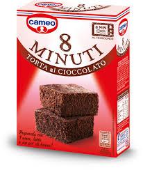 Spot Tortazza Cameo e torta 8 minuti