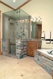 Rustic Showers Design Rustic Stone Bathroom Tile Gallery