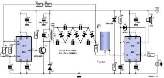 making a geiger counter 555 timer ic electronics lab geiger counter using 555 timer ics