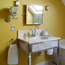 Yellow Bathroom Bathroom Colour Schemes Ideal Home