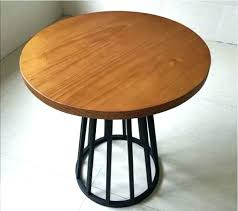 retro round table retro round table iron wood circular dinette retro large round table restaurant cafe retro round table