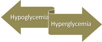 Difference Between Hypoglycemia And Hyperglycemia With