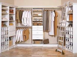Custom Closet Design Walk in Reach in Dressing Room Closets