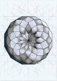 Polyhedron Solid Geometry Symmetry Handmade Mathart