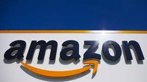 Amazon stock nabs record after Bezos ...