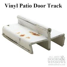 exterior sliding door track tracks for sliding doors vinyl patio glass door track white discontinued sliding
