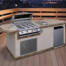 Prefabricated Outdoor Kitchens Kitchen Prefab Outdoor Kitchen Intended For Inspiring Prefab