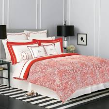 black and white paisley bedding modern bedroom with pink f spade bedding and red border black black and white paisley bedding