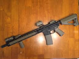 Rail Mounted Light For Ar 15 Proper Weapon Light Placement Ar15 Com