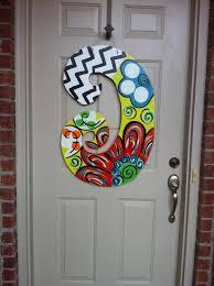front door lettersLetters For Front Door  Door Designs