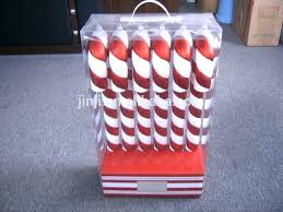 large candy cane decorations outdoors great outdoor decoration yard plastic