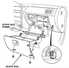 1990 1993 accord blower motor assembly resistor removal and honda recommends you use double sides adhesive to hold those two little flaps of the dashboard back in place but my car didn t need it