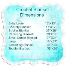Baby Blanket Size Knit Gigatv Info