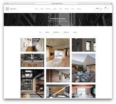 How To Make Portfolio For Interior Designer 60 Best Wordpress Portfolio Themes 2019 Colorlib