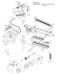 Minn kota trolling motor wiring diagram fresh minn kota edge 70 24v starter solenoid wiring …