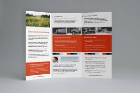 Free Brochure Layouts Free Trifold Brochure Template In Psd Ai Vector Brandpacks
