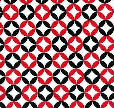 Cotton Quilt Fabric Funky Flowers Black Brown White - AUNTIE CHRIS ... & Cotton,Quilt,Fabric,Fun,C3851,Red,White,Black, Adamdwight.com