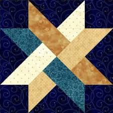 Free Easy Quilt Block Patterns | ... Points Star Pre-Cut Easy ... & Image result for Weave Star Quilt Block Pattern Adamdwight.com