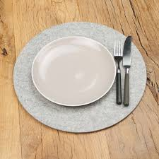 interior felt place mats round table sets circle leather winsome placemats for tables wedge pattern shaped