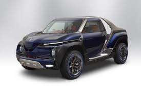 Yamaha Cross Hub Concept: Is This A Sporty Side-by-Side Pickup Truck ...