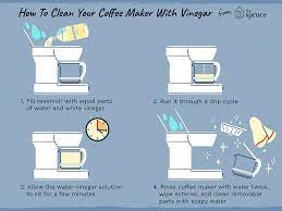 Keeping your coffee pot clean between uses can extend the amount of time between thorough washes. How To Clean A Coffee Maker