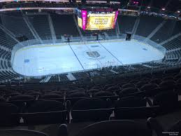 T Mobile Arena Section 221 Vegas Golden Knights
