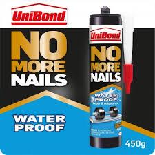 unibond no more nails waterproof ctg
