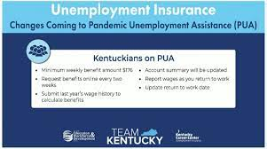 In order to be eligible to receive unemployment, an applicant must file an. Changes Coming For Ky Pandemic Unemployment Assistance Recipients Wkdz Radio